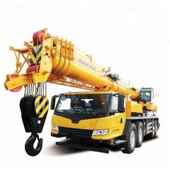 MAFAL Hydraulic Truck Crane QY50KA Best  Price For Sale