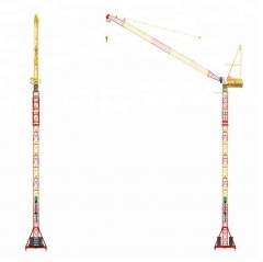 New design qtz5013 tower crane and used tower crane for sale for wholesales