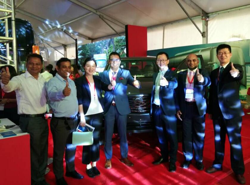 Bengal customer praise MAFAL machinery with MAFAL sales engineer