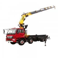 Official Manufacturer SQ16ZK4Q 16 ton knuckle boom truck mounted crane for sale