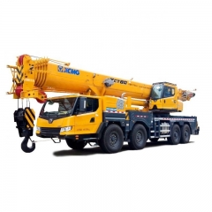 China made XCT80 80 ton construction mobile crane for sale