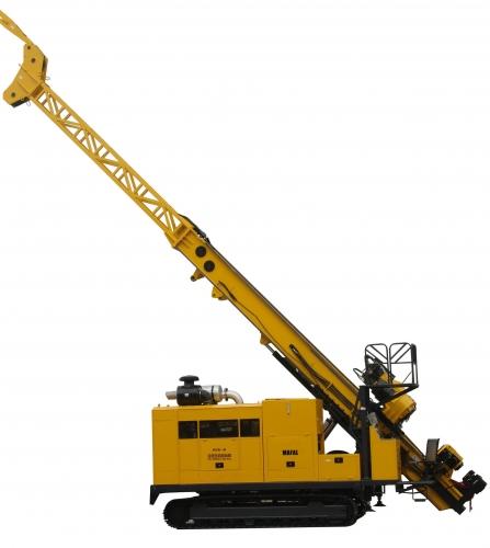 3000m Deep HCR-8 Diamond Full Hydraulic Core Drilling Rig Machine