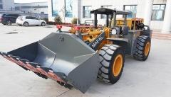 MAFAL Mining Under ground Wheel Loader 928 for sale