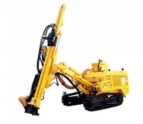 MAFAL Water drilling rig crawler and wheel model
