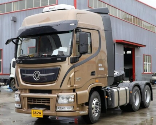 Dongfeng 480hp KX KL tractor truck head for sale