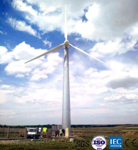 Wind Power Environmentally Friendly 500kw Wind Turbine
