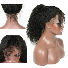 Silk Lace Wigs Pre Plucked Hair Line with Baby Hair 4X4 Silk Base Full Lace Wig Natural Baby Hair For Women