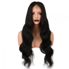 Body Wave 360 Lace Frontal Wig Brazilian Remy Human Hair Wigs With Baby Hair For Women Pre Plucked Hair Line