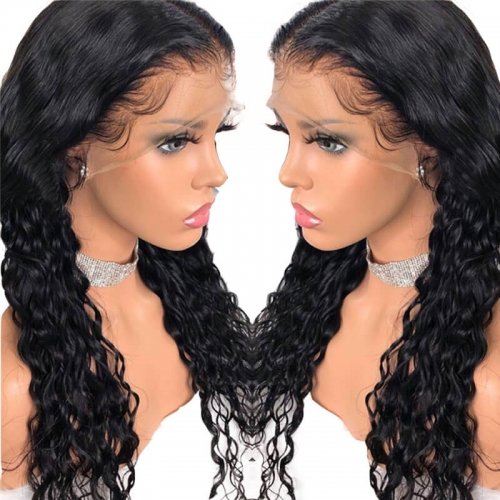 Where To Buy Wigs Full Lace Human Hair Wigs Glueless Lace Front Wigs For Black Women Baby Hair