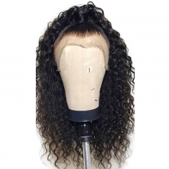 150% 13x6 Lace Front Wig Human Hair For Black Women Brazilian Remy Human Hair Curly Lace Front Wigs With Baby Hair