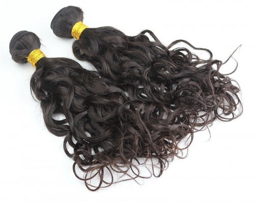 Length Hair Extension Cheap Brazilian Hair Bundles 100g/pc Wholesale Hair Natural Wave