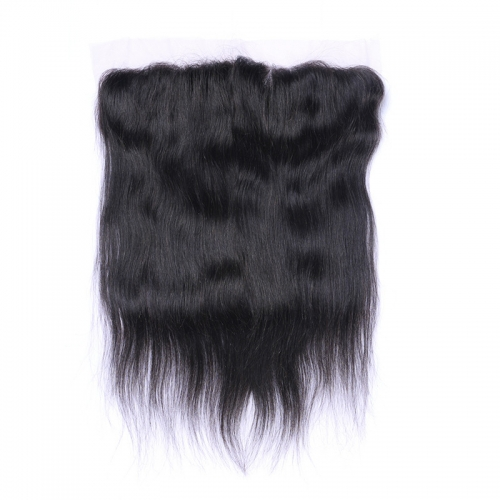 Wholesale Straight 13x4 Lace Frontal Brazilian Human Hair Ear To Ear Lace Frontals