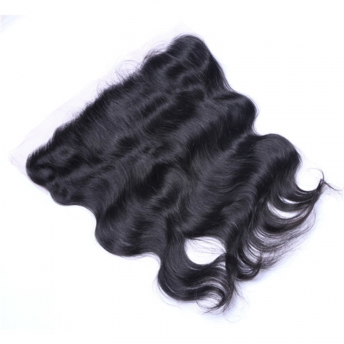 Wholesale Body Wave 13x4 Lace Frontal Brazilian Human Hair Ear To Ear Lace Frontals