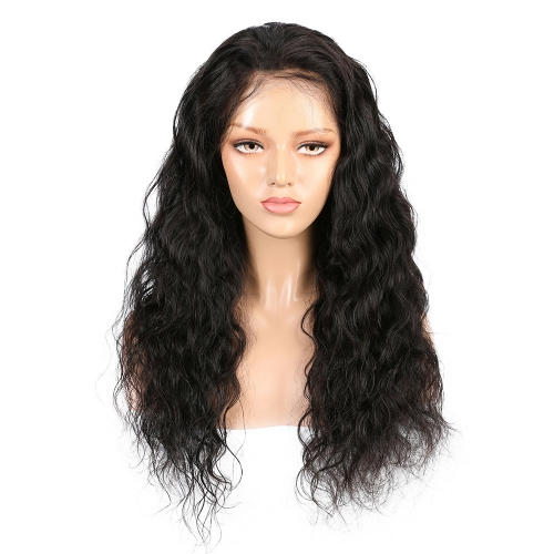 Wholesale 13x4 Lace Front Wig Deep Wave 100% Human Hair