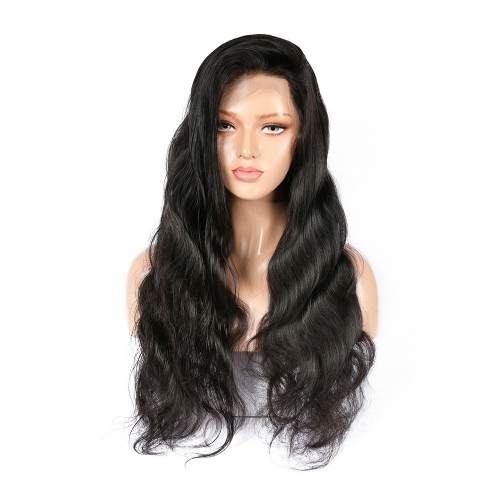 Wholesale 13x4 Lace Front Wig Free Part Body Wave 100% Human Hair