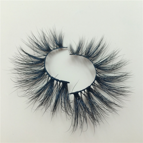 DH012 25mm Mink Eyelashes