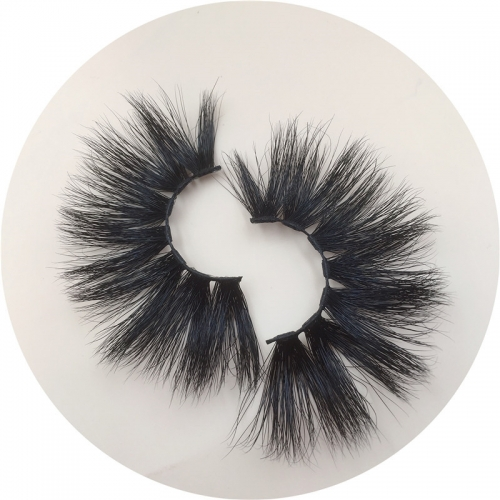 DL08 25mm Mink Lashes