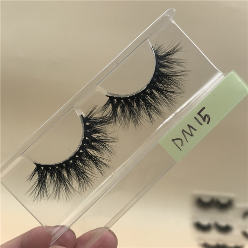 DM15 20MM MINK LASHES