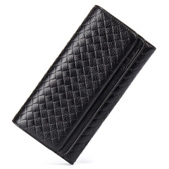 BOSTANTEN Womens RFID Blocking Leather Wallets Zipper Clutch Credit Card Holder Wallet Purse