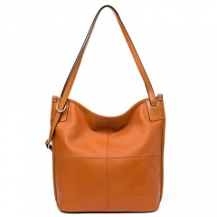 BOSTANTEN Women Leather Hobo Handbags Tote Purse Top-handle Shoulder Bag on Sale