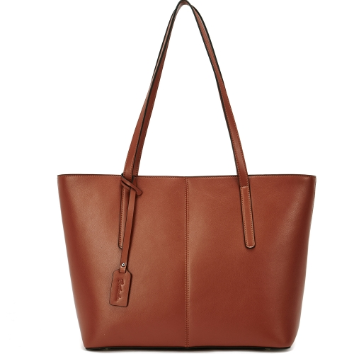 BOSTANTEN Women Handbag Genuine Leather Tote Shoulder Purses