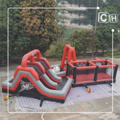hot sale inflatable obstacle