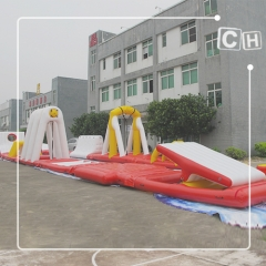 inflatable water sport