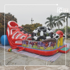 hot inflatable fun city