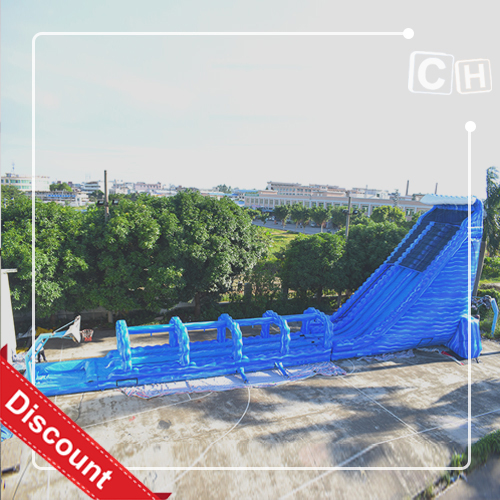 [Discount price for limited time!] Giant inflatable water slide