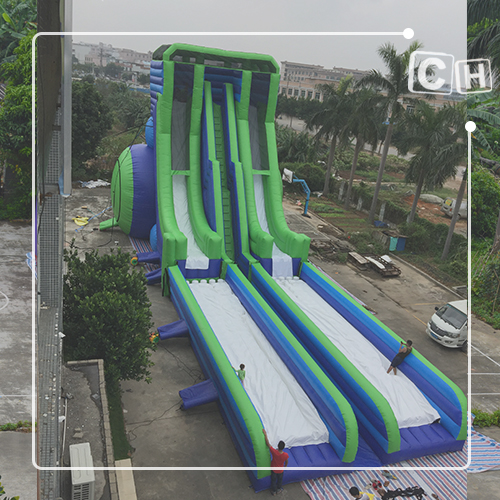 ge air inflated toy inflatable slide