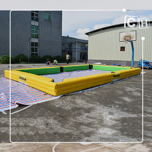 inflatable sport field