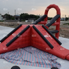 Giant Inflatable Water Park Games