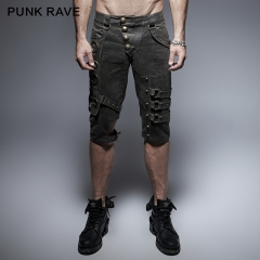 Steampunk Men's Shorts