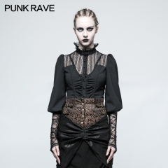 Steampunk Long Sleeve Shirt