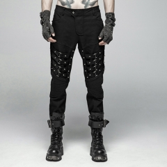 Punk Heavy Metal Trousers