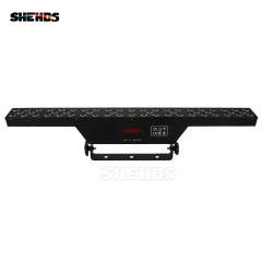 SHEHDS LED Wall Wash 53x3W RGBW Lighting For Stage Effect