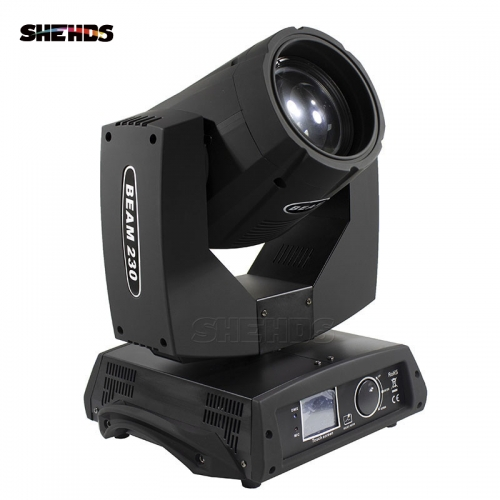 Beam 230W 7R Beam Moving Head Light DMX512 for Professional Stage Light Nightclub Party With Beam Effect Touch Screen