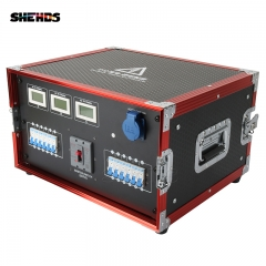 Power Supply Distribution Box Flight Case High Voltage Shunt Adapter Distribution Box For Mobile Cabinet