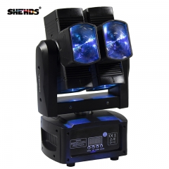 Hot Wheels LED Beam 8x10W Lighting