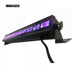 LED Wall Wash 12x3W Violet Lighting