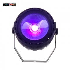LED Par COB 30W Violet Lighting Wireless Remote Control/Standard Free Shipping