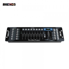 New Arrival 192 DMX Controller for moving head light 192 channels for DMX512 DJ equipment Disco Controller