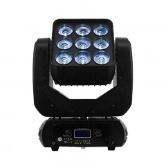High Quality LED Matrix 9x12W Moivng Head Lighting