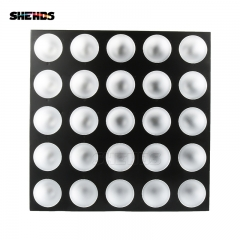LED 25x12W RGBW Blinder Matrix Lighting