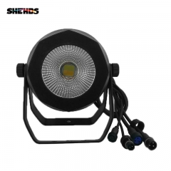 Waterproof LED Par COB 200W Lights Aluminum Housing Cool/Warm White For Outdoor IP65 Stage theater professional stage