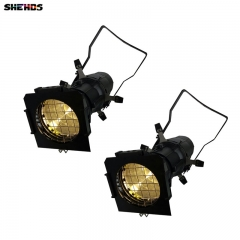LED 200W Spot Imagervy Light LED Stage Pattern Lamp ,2DMX Channel for Indoor Disco Party Disco,SHEHDS Stage Lighting