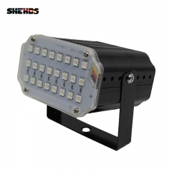 LED 24x1W RGB Strobe Flash Light