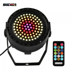 Hot Sale LED 91x1W RGB Strobe Light Flashing Mode Remote Control Colorful Effect Light Flash