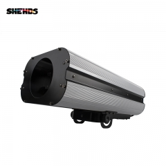 DMX512 440W LED Follow Spot Focus Light COB Spotlight Tracker Medium Throw Followspot Theater Wedding SHEHDS