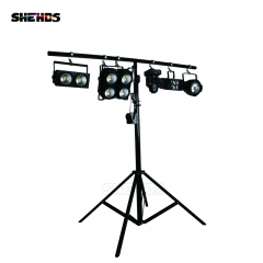 Free Shipping Stage Lighting Stand Performances Lighthouse Lamp Holder Wedding Manual Rocker Adjustment Device